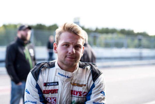 Andreas Wernersson och Lestrup Racing Team