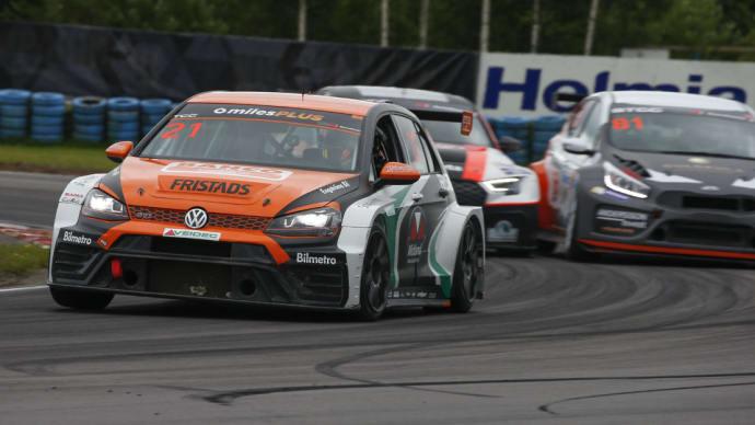 STCC utökar Micke Kågered Racing